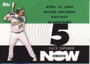 2007 Topps Generation Now #GN364 Nick Swisher