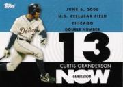 2007 Topps Generation Now #GN532 Curtis Granderson