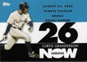 2007 Topps Generation Now #GN545 Curtis Granderson