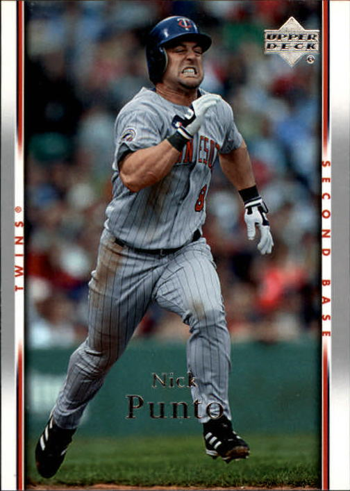 2007 Upper Deck #152 Nick Punto