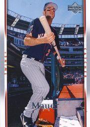 2007 Upper Deck #156 Joe Mauer