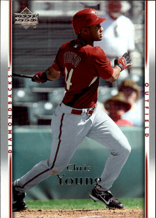 2007 Upper Deck #529 Chris Young