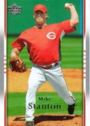 2007 Upper Deck #636 Mike Stanton