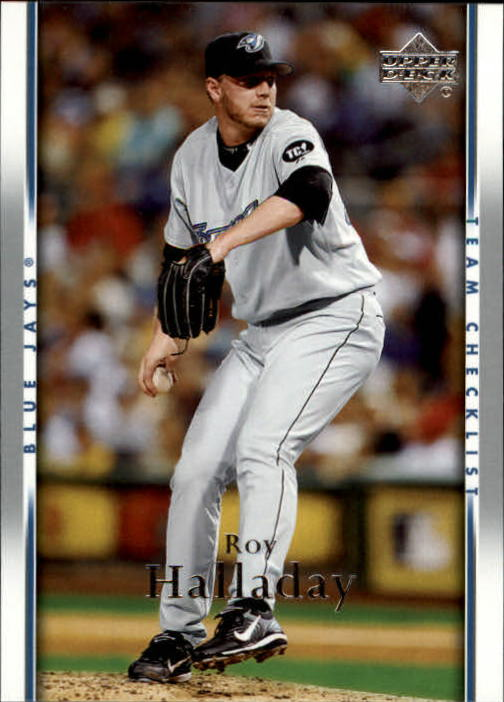 2007 Upper Deck #1005 Roy Halladay CL