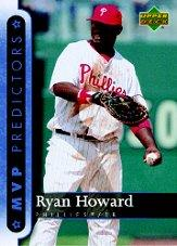 2007 Upper Deck MVP Predictors #MVP61 Ryan Howard