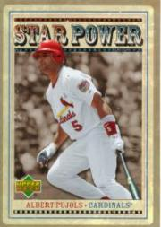 2007 Upper Deck Star Power #AP Albert Pujols