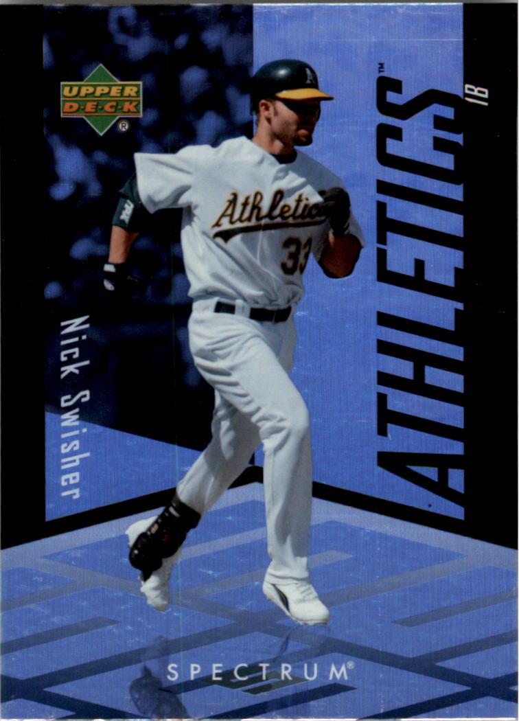 2007 Upper Deck Spectrum #34 Nick Swisher