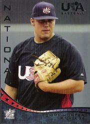 2006-07 USA Baseball #16 Tommy Hunter