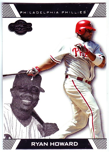 2007 Topps Co-Signers #1 Ryan Howard