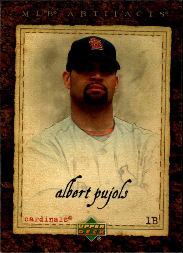 2007 Artifacts #66 Albert Pujols