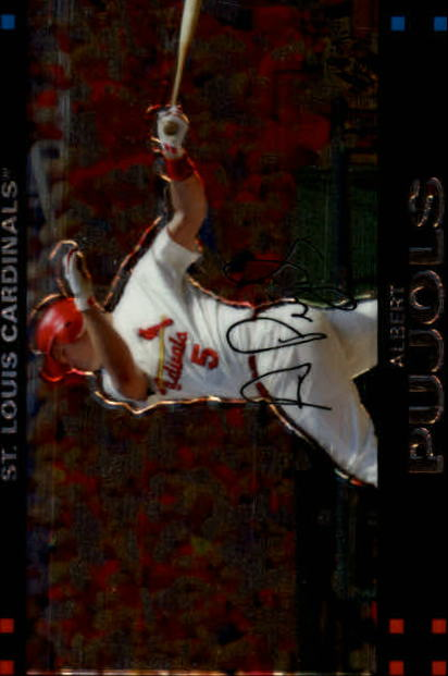 2007 Topps Chrome #63 Albert Pujols