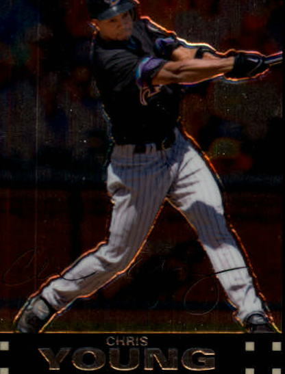 2007 Topps Chrome #122 Chris Young