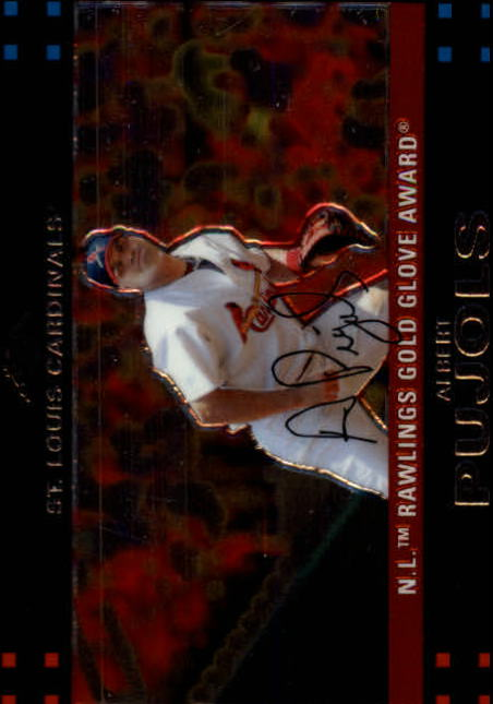 2007 Topps Chrome #265 Albert Pujols