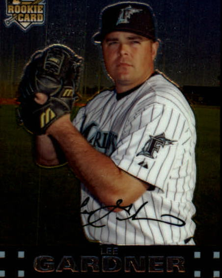 2007 Topps Chrome #286 Lee Gardner (RC)