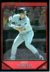 2007 Bowman Chrome #45 Miguel Cabrera