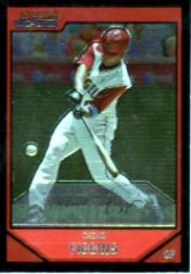 2007 Bowman Chrome #47 Chone Figgins
