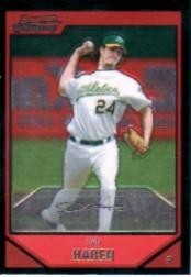 2007 Bowman Chrome #56 Dan Haren