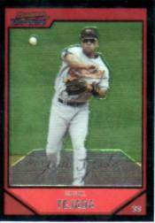 2007 Bowman Chrome #95 Miguel Tejada