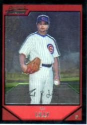 2007 Bowman Chrome #174 Ted Lilly
