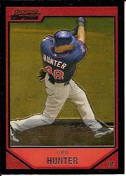 2007 Bowman Chrome #179 Torii Hunter