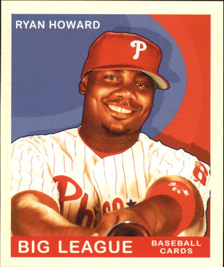 2007 Upper Deck Goudey #102 Ryan Howard