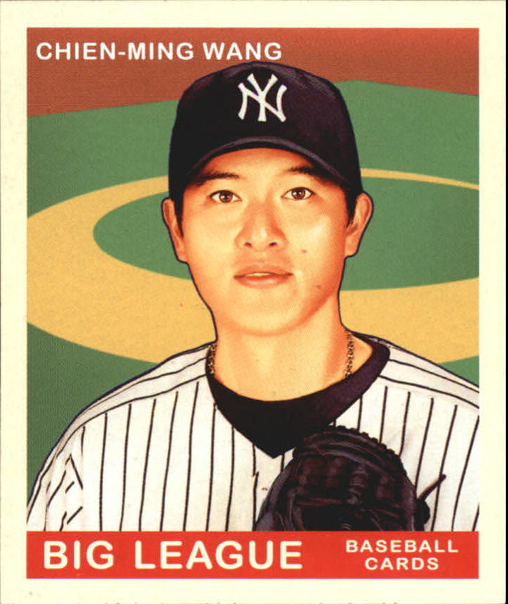 2007 Upper Deck Goudey #128 Chien-Ming Wang