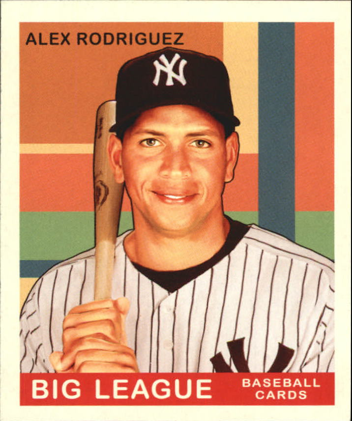2007 Upper Deck Goudey #224 Alex Rodriguez SP