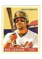 2007 Upper Deck Goudey Red Backs #19 Brian Roberts