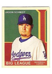 2007 Upper Deck Goudey Red Backs #53 Jason Schmidt