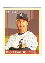 2007 Upper Deck Goudey Red Backs #60 Jim Thome