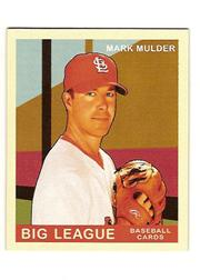 2007 Upper Deck Goudey Red Backs #75 Mark Mulder