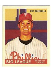 2007 Upper Deck Goudey Red Backs #81 Pat Burrell
