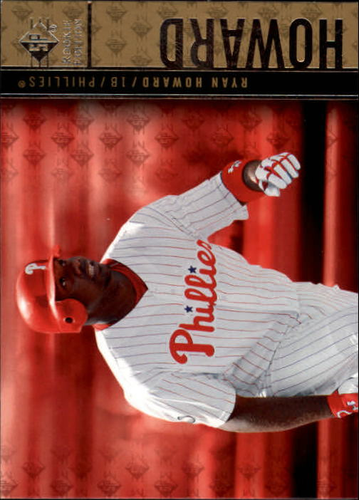2007 SP Rookie Edition #36 Ryan Howard