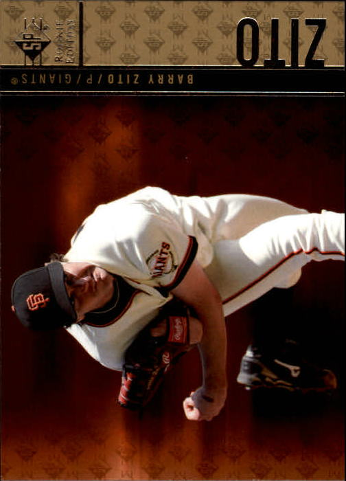 2007 SP Rookie Edition #44 Barry Zito