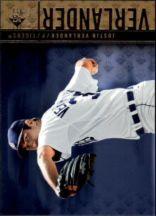 2007 SP Rookie Edition #67 Justin Verlander