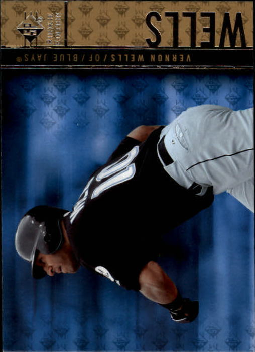 2007 SP Rookie Edition #98 Vernon Wells