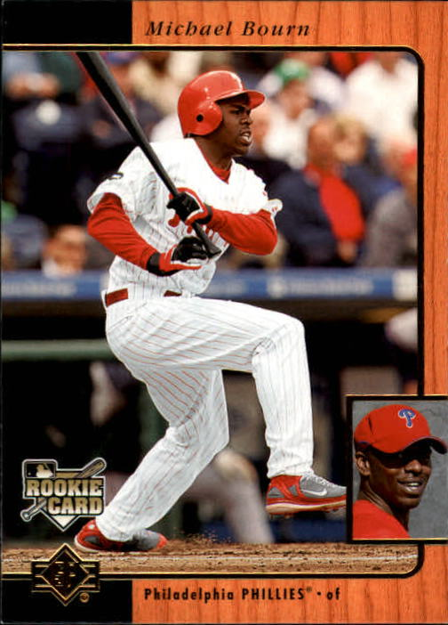 2007 SP Rookie Edition #239 Michael Bourn 96