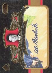 2007 SP Legendary Cuts Enshrinement Cuts #AB Al Barlick/44