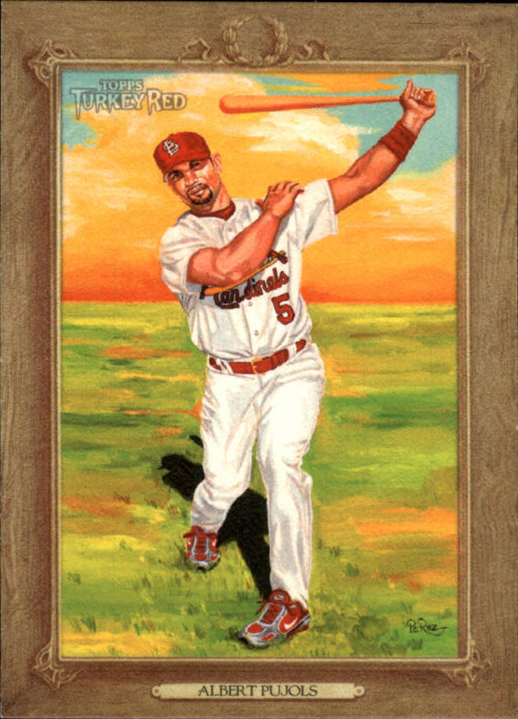 2007 Topps Turkey Red #25 Albert Pujols
