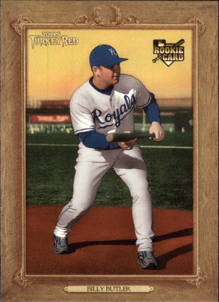 2007 Topps Turkey Red #45 Billy Butler (RC)