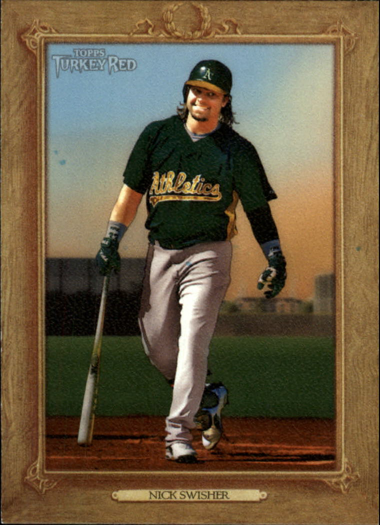 2007 Topps Turkey Red #69 Nick Swisher