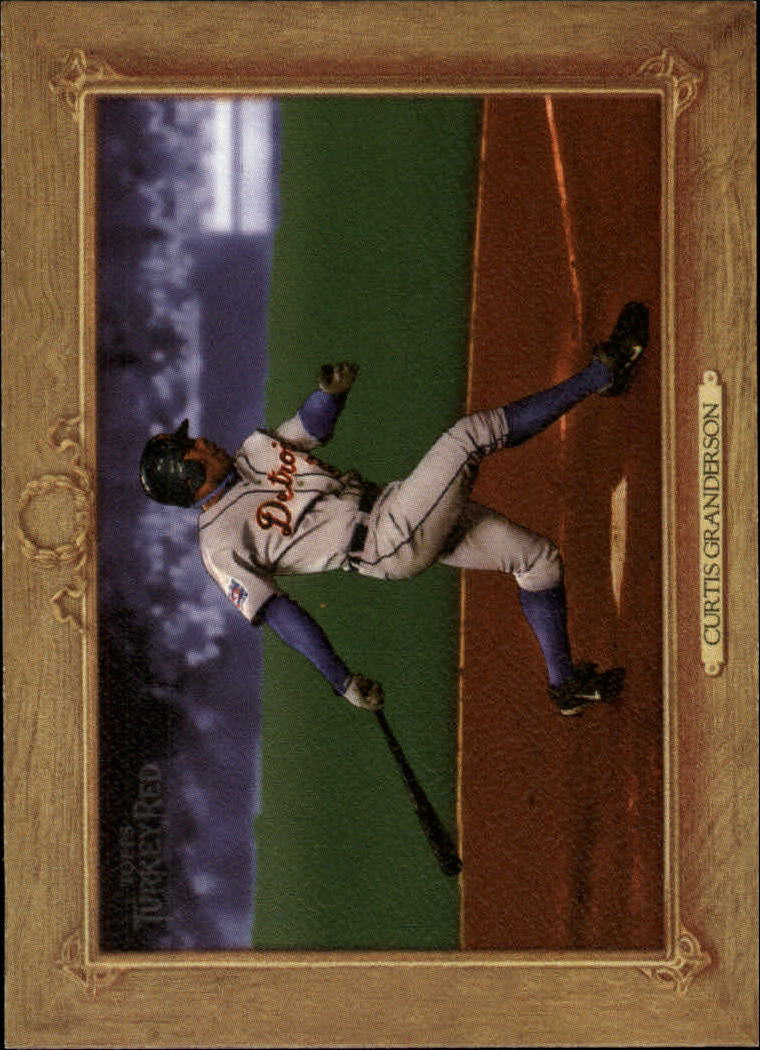 2007 Topps Turkey Red #79 Curtis Granderson front image