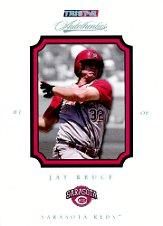 2007 TRISTAR Autothentics #2 Jay Bruce