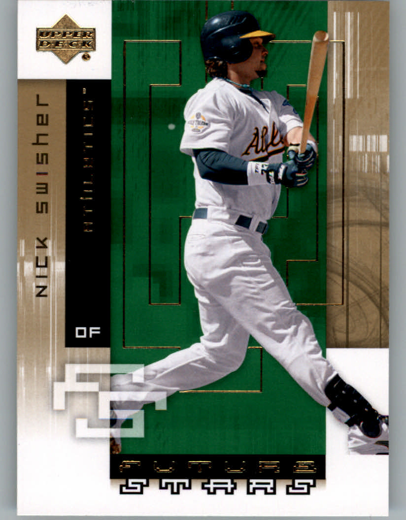 2007 Upper Deck Future Stars #69 Nick Swisher