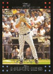 2007 Yankees Topps Gift Set #NYY6 Phil Hughes