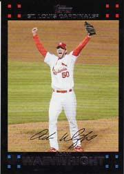 2007 Topps Update card image