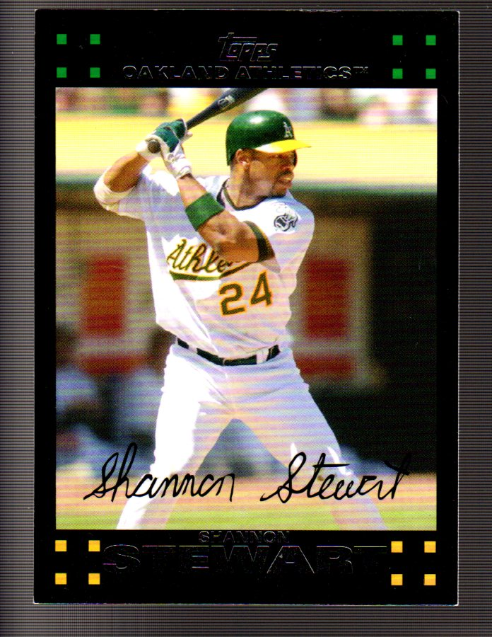 2007 Topps Update Red Back #2 Shannon Stewart