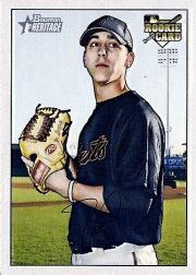 2007 Bowman Heritage #202 Tim Lincecum RC
