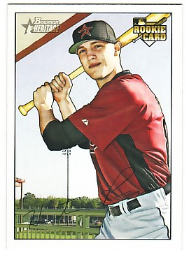 2007 Bowman Heritage #226a Hunter Pence (RC)