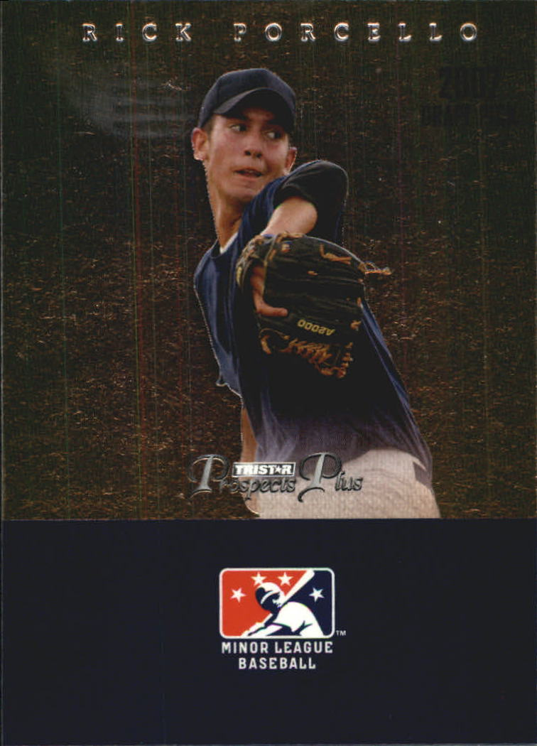 2007 TRISTAR Prospects Plus #6 Rick Porcello